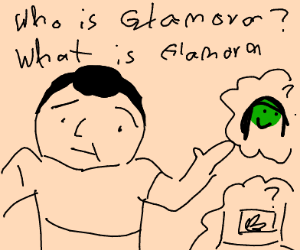 whO is GLamOrA? whAt is GLaMora?