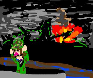 War and Waluigi