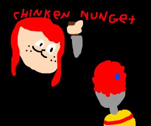 McDonald's not happening, Wendy's is