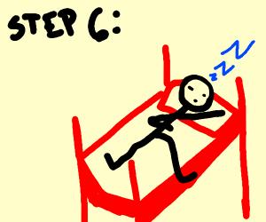 Step 5: lmao just get a job