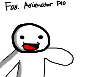 Favorite Animator PIO