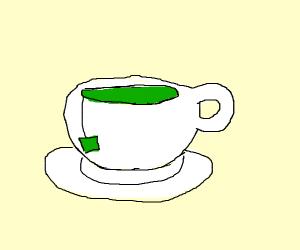 Cuppa of tea