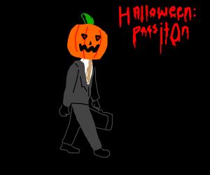Halloween: pass it on!