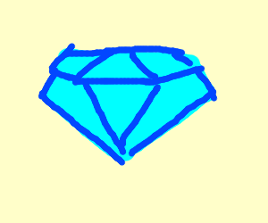 Blue dimond