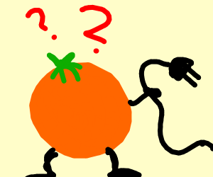 Animate Orange Struggling with Power Supply