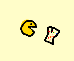 pacman encounters new map shaped gauntlet