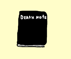 the death note