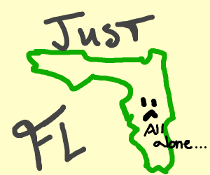 all thats left is Florida