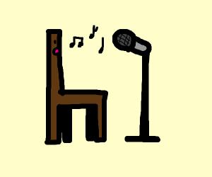 Chair singing