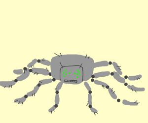 Robot Tarantula