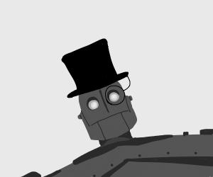 Dapper iron man