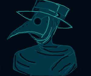 Plague bird things