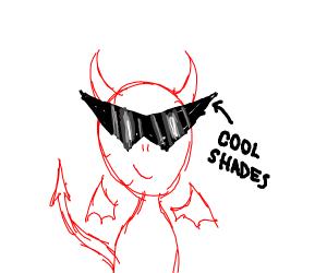 cool satan