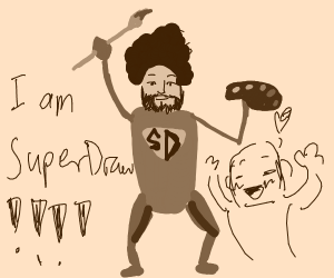 superdraw/drawman (whatever)