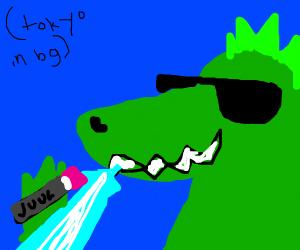 Is Godzilla a cool guy?