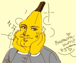 Handsome Banana