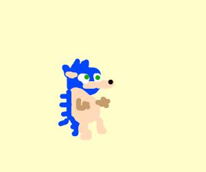 sonic the realist hedgehog