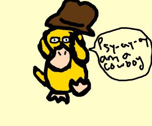 Psyduck Cowboy