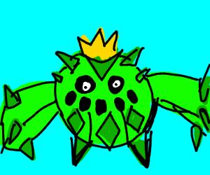 A cactus pokemon