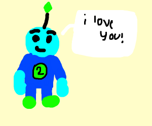 Beebo loves you