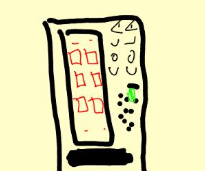 Coca Cola vending machines