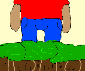 Giant in the Tree Tops