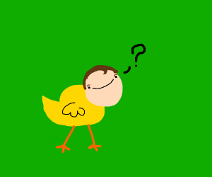 Why does a chicken have a human hand