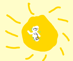ASDF 12: on the sun