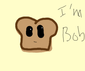 pet toast named bob