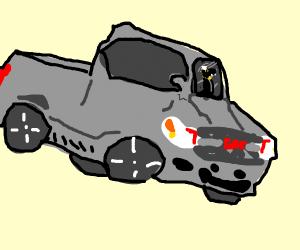 Black Snake Truck Driver
