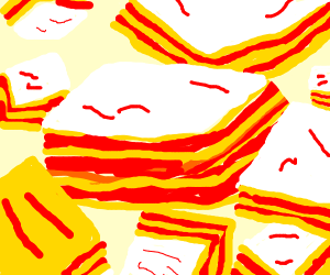 A 12-dimensional lasagna.
