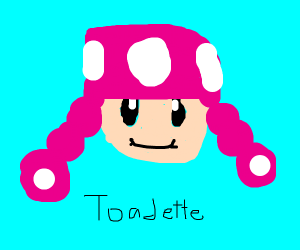 toadtette