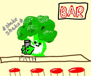 Broccoli Bartender