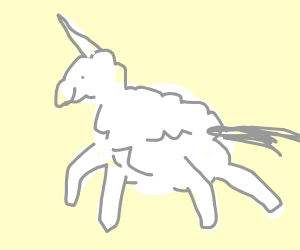 Cloud Unicorn