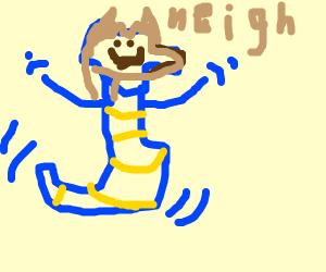 Seahorse Dancer
