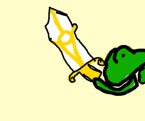Frog Excalibur