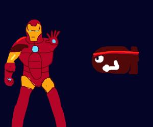 Endgame spoilers: Iron Man stops Bullet Bill