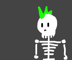 Punk Skeleton