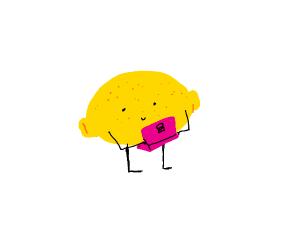 lemon playing game