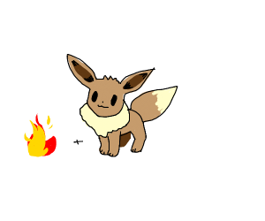 Fire plus Pokémon