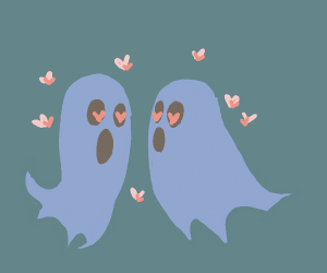 Love ghosts