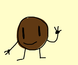 brown thingy