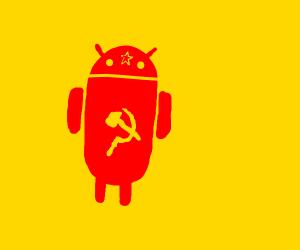 Communist androids