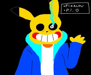 Pikachu P.I.O