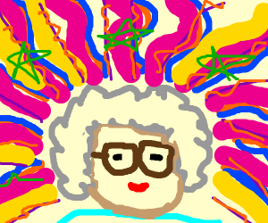 Enchanted Grandma