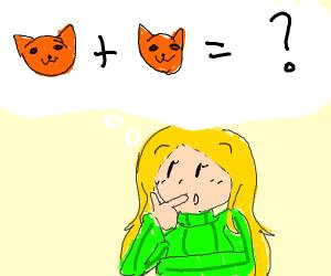 Orange Cat + Orange Cat = ?