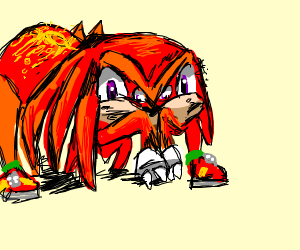 Spider knuckles (sonic)