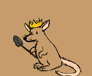 Rat With Spades And Crown Drawception Digimon adventure last evolution kizuna. rat with spades and crown drawception