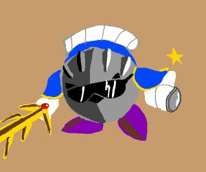 Meta Knight Being Cool