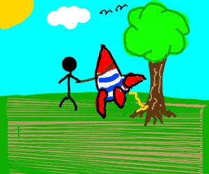 Pet Rocket